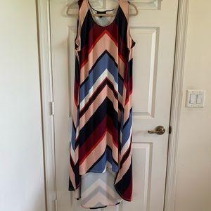 Lane Bryant Hi-Low Maxi Dress